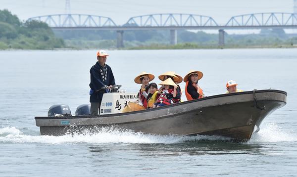 2016.05.168カ月ぶりに再開した島村渡船
