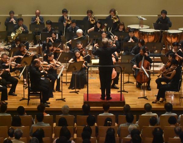 818草津夏期国際音楽アカデミー&フェスティバル開幕