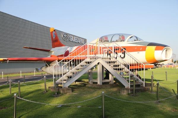 矢島工場展示の「初鷹」 戦後初 ...