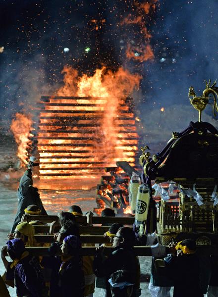 0206片品・越本御神火祭